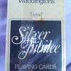 SILVER JUBILEE PLAYING CARDS