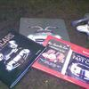these are books about classics cars modern car and dvds