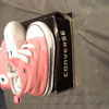babys converse trainers brand new