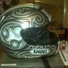 Shoei X-Eleven kagayama Helmet