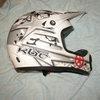 KBC motorcross helmet size L 59-60cm
