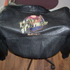 planet hollywood leather jacket