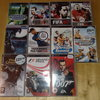 Original Sony Playstation, Playstation 2 and PSP Games