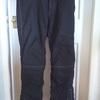 Black Bike Pants.