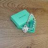 Tiffany heart bracelet