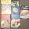 5 Harry potter first editions