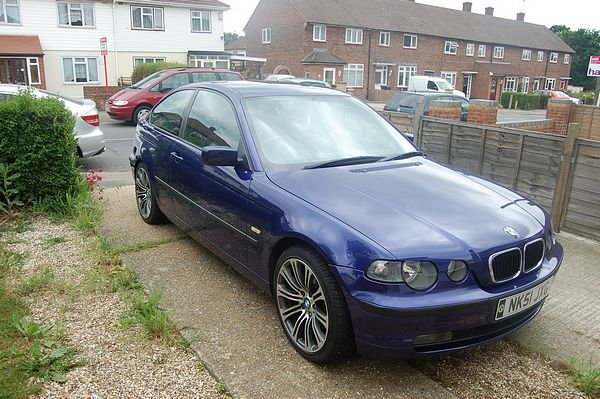 2000 BMW 316ti Compact E46 related infomationspecifications
