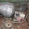 Cement mixer, petrol