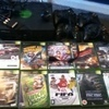 Original xbox console +11 games + 3 controllers