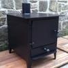 multifuel wood burning stove