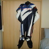 Spidi Rs pro leathers size 50 rrp £699