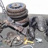 Pit bike spares frame carbs wheels tyres armour coil... loads