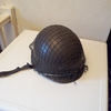 old army helmet