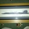 Extremely Rare Lockheed Martin SR-71 Print