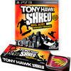 TONY HAWKS SHRED + WIRELESS SKATEBOARD