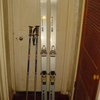 KASTLE CS SKI'S WITH POLES