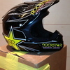 fox 180 kit and helmet. motocross enduro kit