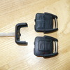 Vauxhall vectra astra omega corsa  remote key fob 3 buttons
