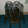 Victorian chairs date stamped