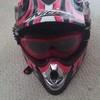 Nitro Helmet kids
