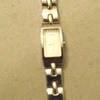 Two toned DKNY watch