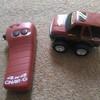 Tomy 4x4 Char-G Red (Radio Controlled Micro Car)