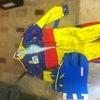 racing overalls nd rib protecter