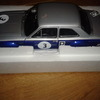 ultra rare MK1 ford escorts 1:18 scale (1968)