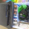 PlayStation 3 with 24 games + band hero guitars and drums included and PlayStation move
