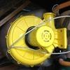 Bouncy castle electric fan