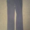 Dark Purple Skinny Jeans