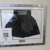 Joe calazaghe framed signed boxing shorts