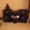 philips cd/usb/aux/iphone and ipod dock
