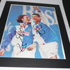 Chris Sutton/Tim Sherwood  Signed 12'' x 10'' Mounted magazine  Picture