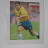 Juninho (Brazil) Signed 12'' x 10'' Mounted Magazine Picture