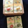 approx 50 wooden fruit hanging fragrances ALL NEW PACKAGED