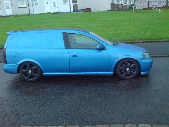 Astra Cars For Sale Glasgow Used Vauxhall Astra V Sri 5dr