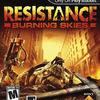 Resistance Burning Skies    ps vita