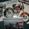 3X Large motorcycle books