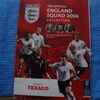 the offical 2006 england squad collection
