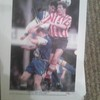 Alan Nielsen/Steve Nicol (Sheffield Wednesday ) Signed A4 Picture