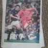 Andy Booth (Sheffield Wednesday ) Signed A4 Picture