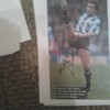 Paulo Di Canio (Sheffield Wednesday ) Signed A4 Picture