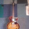 Rare Vintage 1981 Hondo h 937 Jazz Guitar