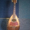 Very old Round back mandolin