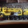 lego technics crane