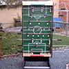 football table folding