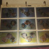 EXTREMELY RARE FUTERA LIMITED EDITION 1998 PLAYERS EDITION FOOTBALL CARDS IN BINDER