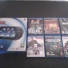 PS Vita 3G+WIFI With 6 games.