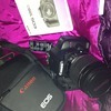 Canon 500d dslr with canon lens hd recording